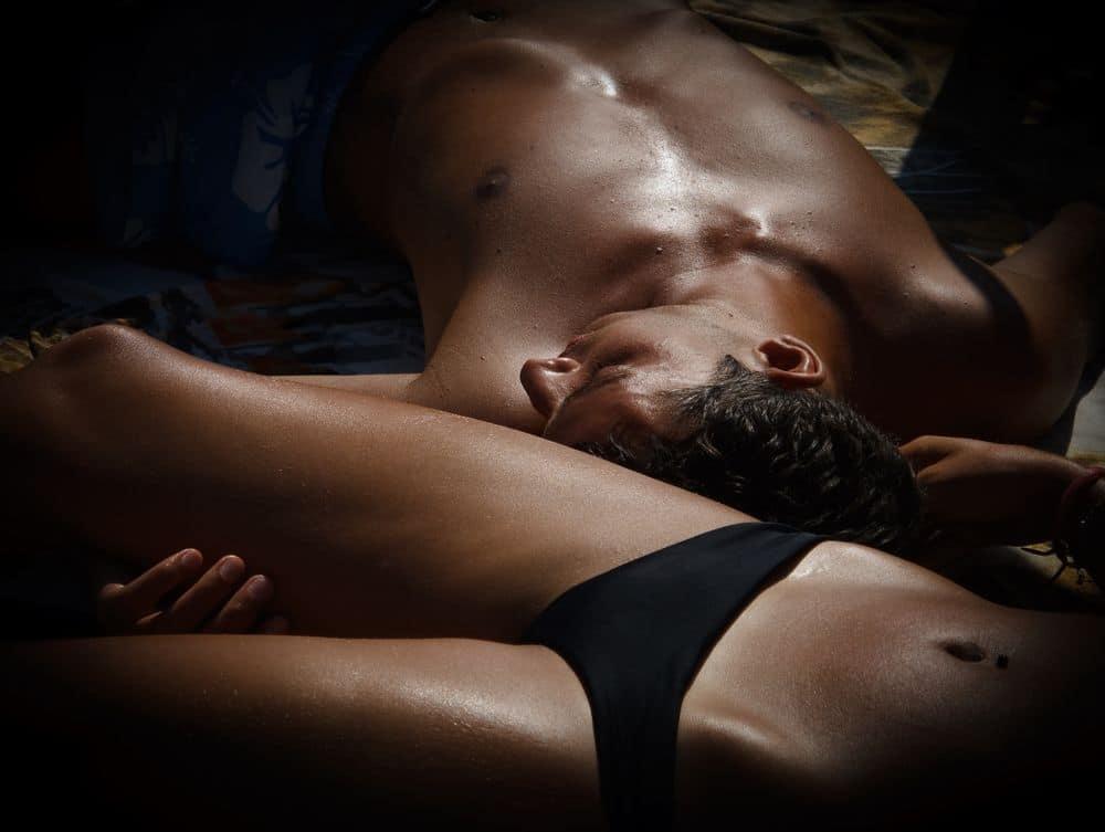 זוג, מין, אינטימיות