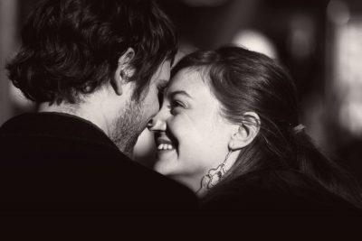 זוג, מבט, אהבה