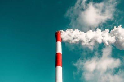 עשן, ארובה, תעשייה, זיהום אוויר