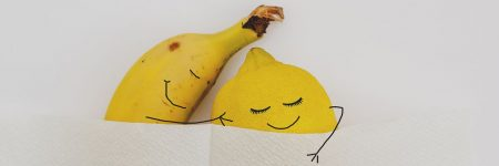 פירות, מין, לימון, בננה