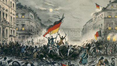 מהפכה, 1848, ברלין