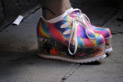 נעליים, פלטפורמה