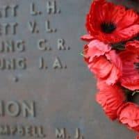 אנדרטה לנופלים, מלחמה, זיכרון
