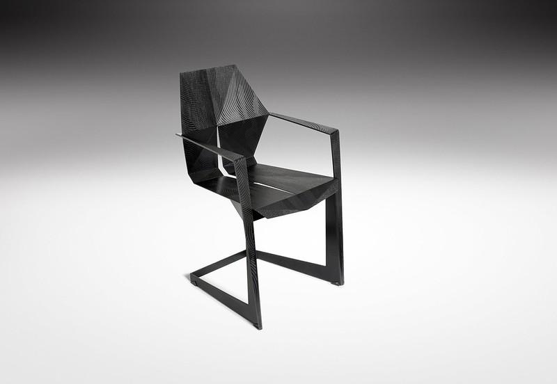 כיסא, חמקן, Haldane Martin