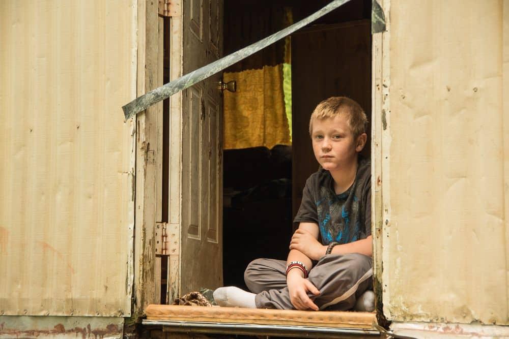 ילד, עוני, אפלצ'יה, ארצות הברית