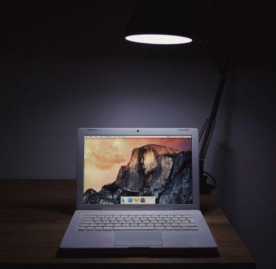 מאק, מחשב, לטפופ, נוף