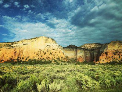 ניו מקסיקו, אביקיו, אמפיתאטרון ההדים, אלדו לאופולד