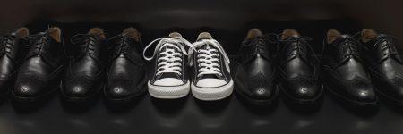 נעליים, נעלי התעמלות, סניקרס