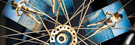 בגדי ים, גלגל אופניים, ביקיני