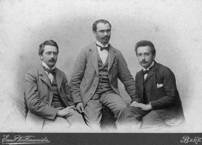 אקדמיית אולימפיה, סולובין, הביכט, איינשטיין