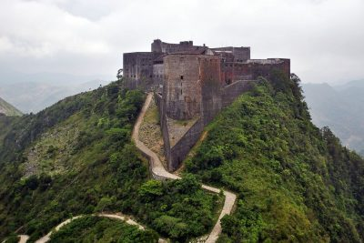 מבצר, האיטי, צרפתים, עבדים