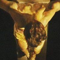 סלוודור דאלי, צלוב, ישו, צלב