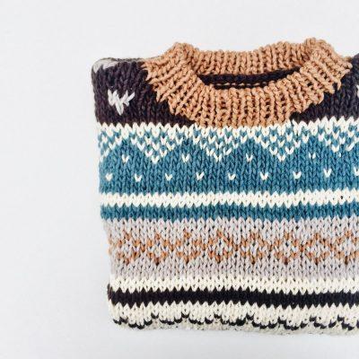 סוודר, סריגה, צמר, עבודת יד, מלאכה