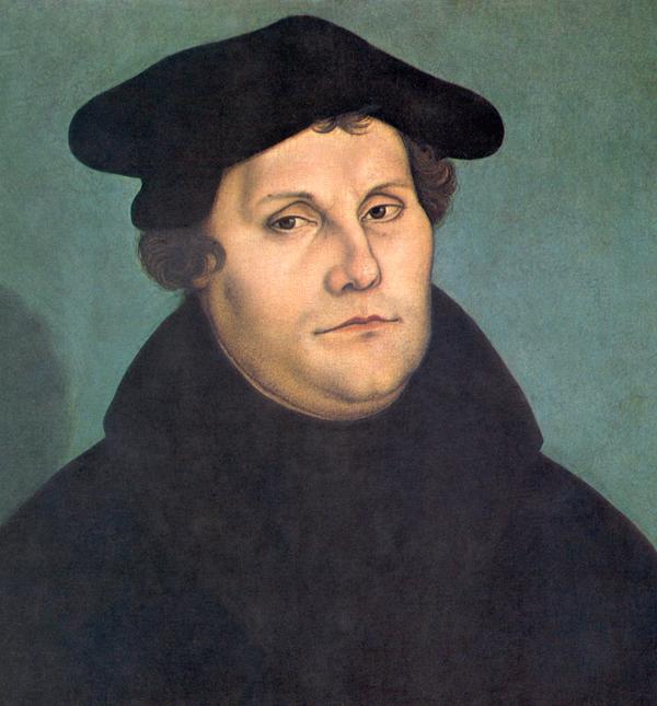 מרטין לותר, לוקס קראנאך האב