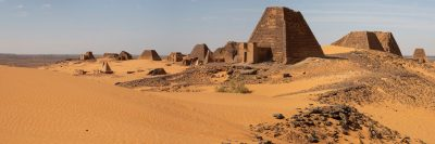 סודן, פירמידה, Meroe