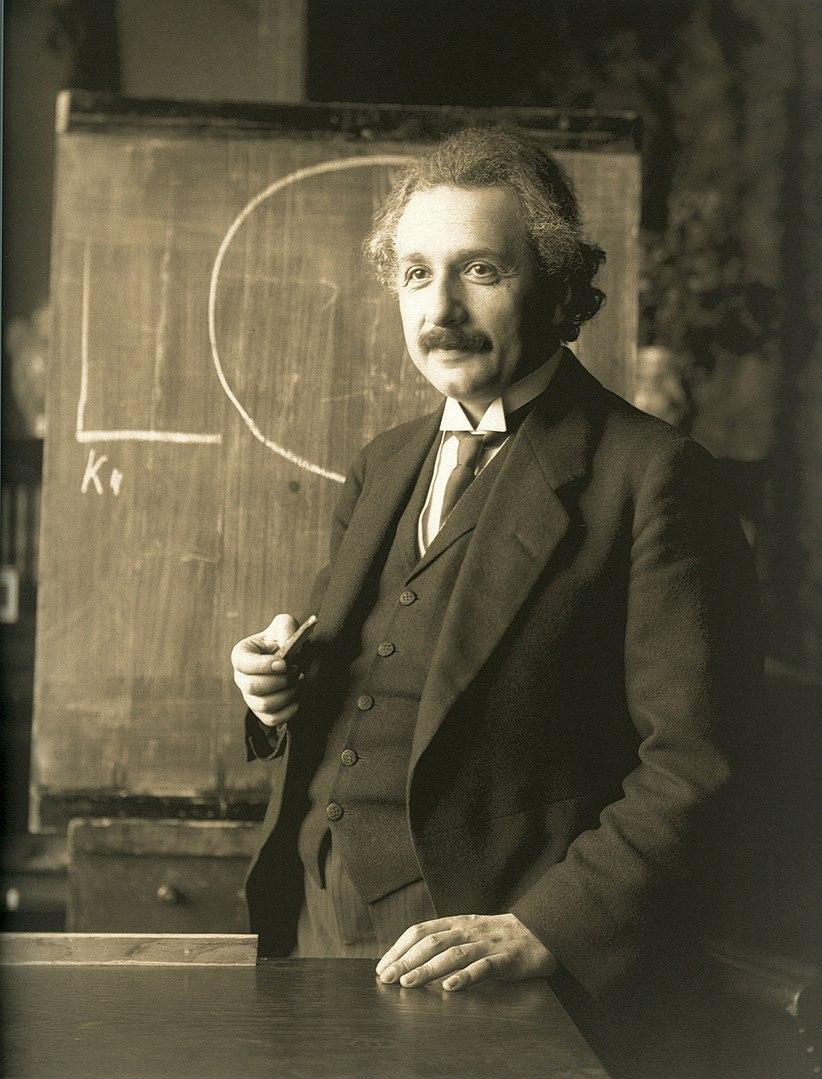 אלברט איינשטיין, פרדיננד שמוצר