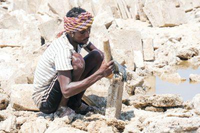 מלח, אתיופיה