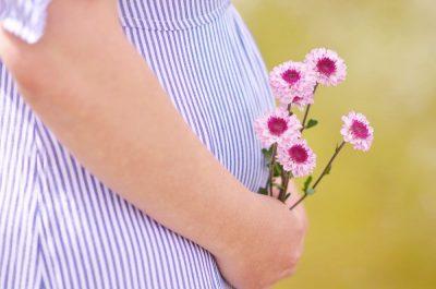 הריון, פרחים