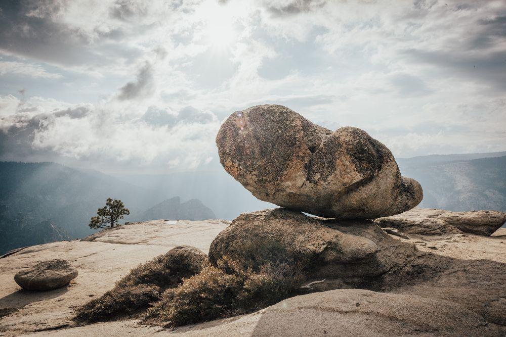 סלע, נוף