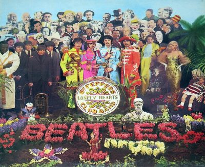 החיפושיות, Sgt. Pepper's Lonely Hearts Club Band