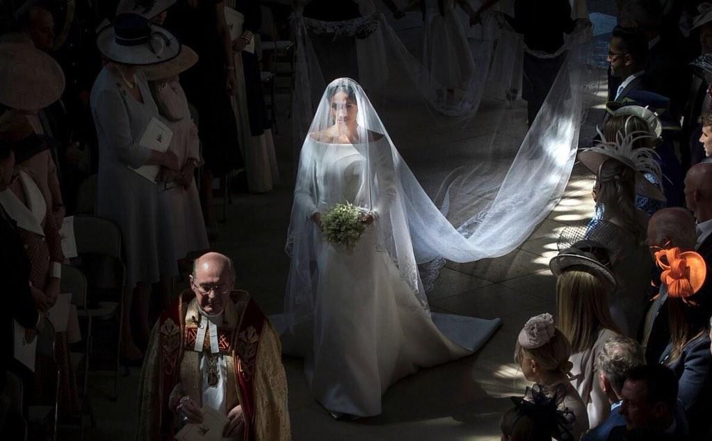 מייגן מרקל, חתונה