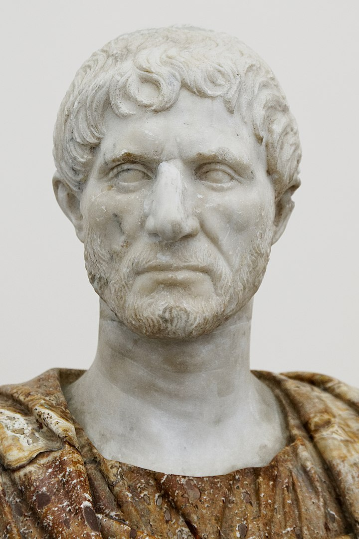 קונסול, רומא, לוקיוס יוניוס ברוטוס