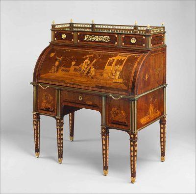 סקרטר, שולחן כתיבה