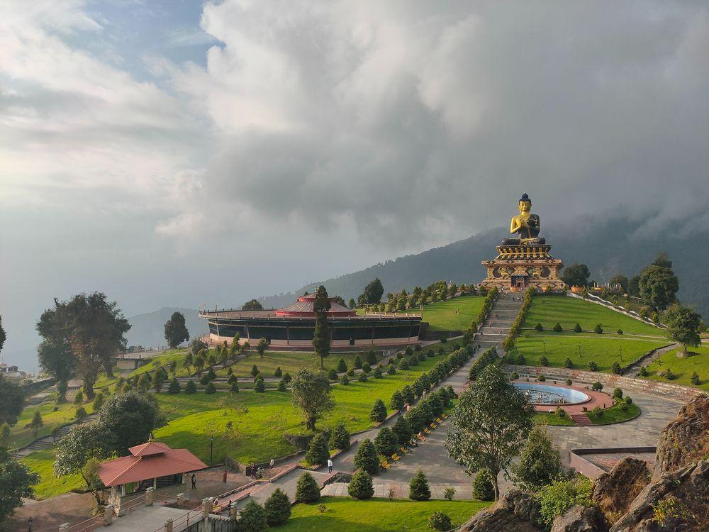 בודהה, פארק בודהה, סיקים, הודו