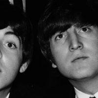 ג'ון לנון, פול מקרטני