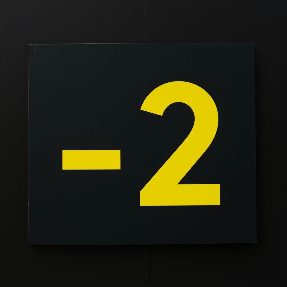 מינוס שתיים, מתמטיקה