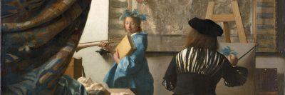 אמנות הציור, יאן ורמיר