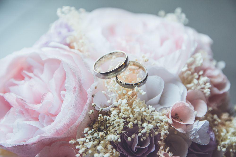 טבעות נישואין, חתונה