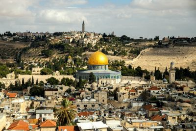 ירושלים, כיפת הסלע, העיר העתיקה