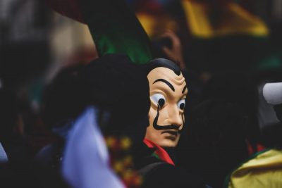 לה פאס, בוליביה, מסכה