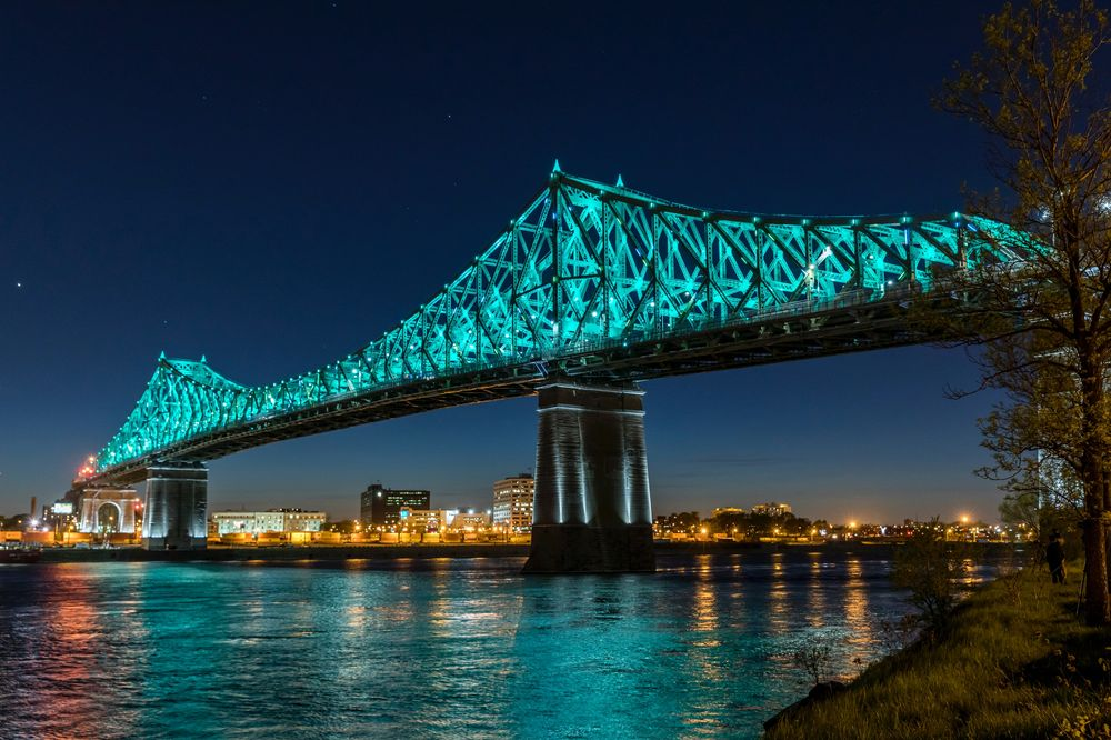 גשר, מונטריאול