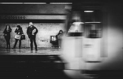 רומא, רכבת תחתית, קולוסיאום