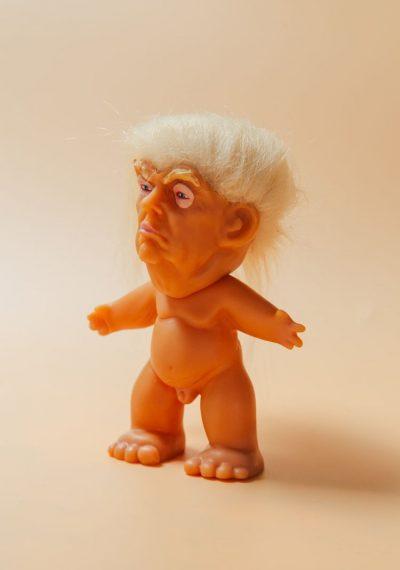 טראמפ, נשיא ארצות הברית, טרול