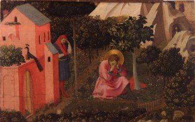 ההמרה של אוגוסטינוס הקדוש, פרא אנג'ליקו