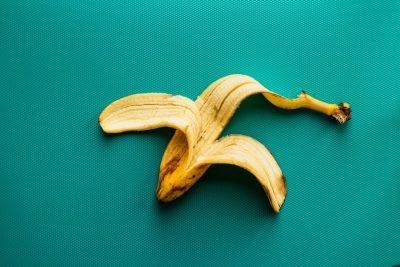 קליפת בננה
