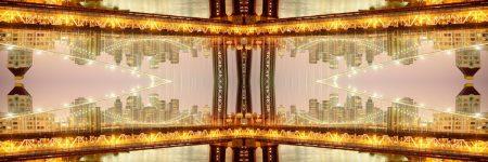 4 ביולי, גשר ברוקלין, מנהטן