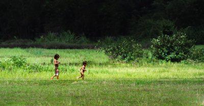 שדה, קמבודיה, ילדים