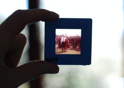 שקופית, זיכרון, זוג, נוסטלגיה