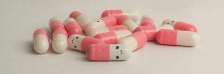כדורים, תרופה, חיוך