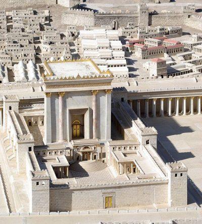 בית המקדש, ירושלים, בית שני