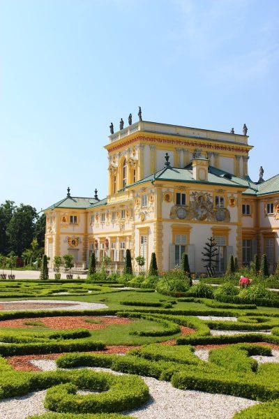 ארמון וילנוב, ורשה