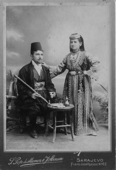 יהודים ספרדים, סרייבו