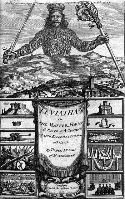 הובס, לוויתן