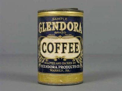 קפה, פחית, ארצות הברית, סחורה