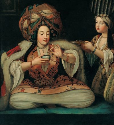 קפה, הנאה, תורכיה, שתיית קפה