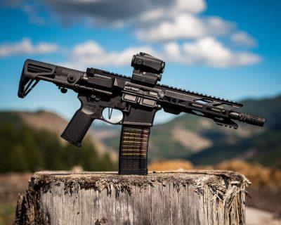 AR-15, רובה חצי אוטומטי